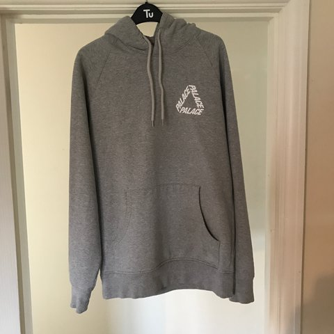 e0c90d0796b6 Palace P3 hoodie • Grey • Size M • condition 10 10
