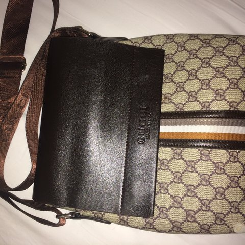 12abf18e5ab1 2004 gucci bag in good condition, 100% genuine, hmu with not - Depop