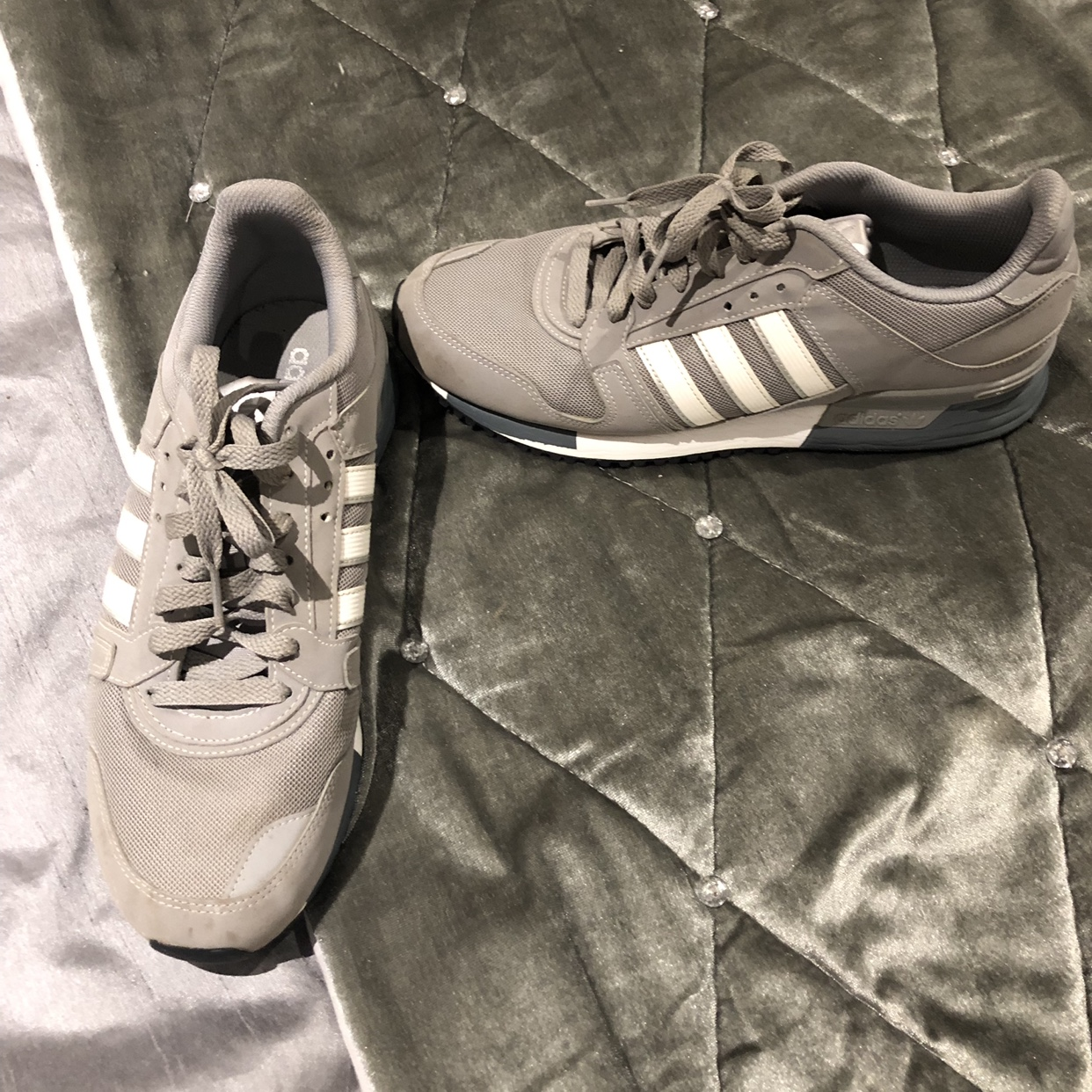 Men's Adidas Trainers size 9 #mens