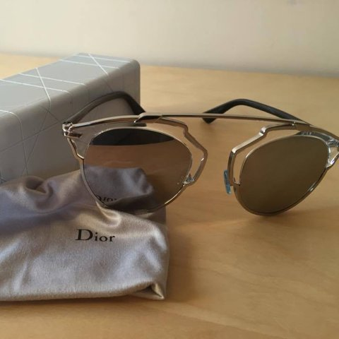 4685aeaa9f Dior So Real sunglasses! Perfect condition
