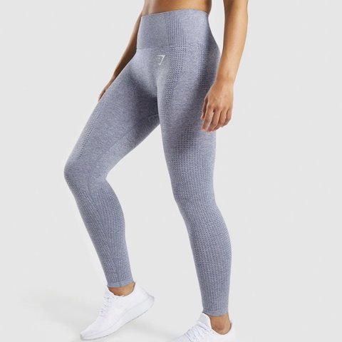 75d4216de8c4f @sadieconnie. 2 months ago. Helston, United Kingdom. Gymshark vital  seamless leggings in steel blue marl