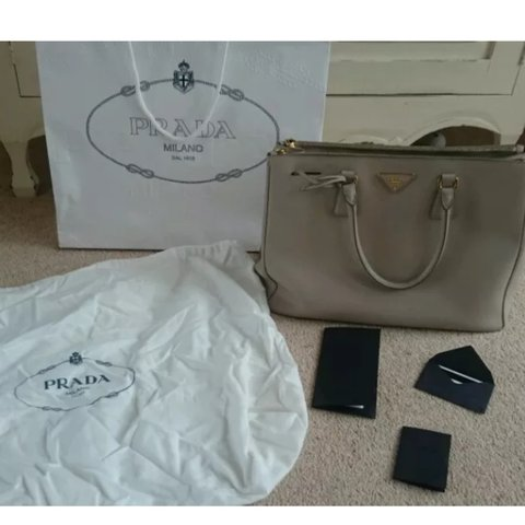 21388d1c4475 @gemma30. 3 years ago. Broomfield, Chelmsford, UK. Prada bag. Used but very good  condition ...