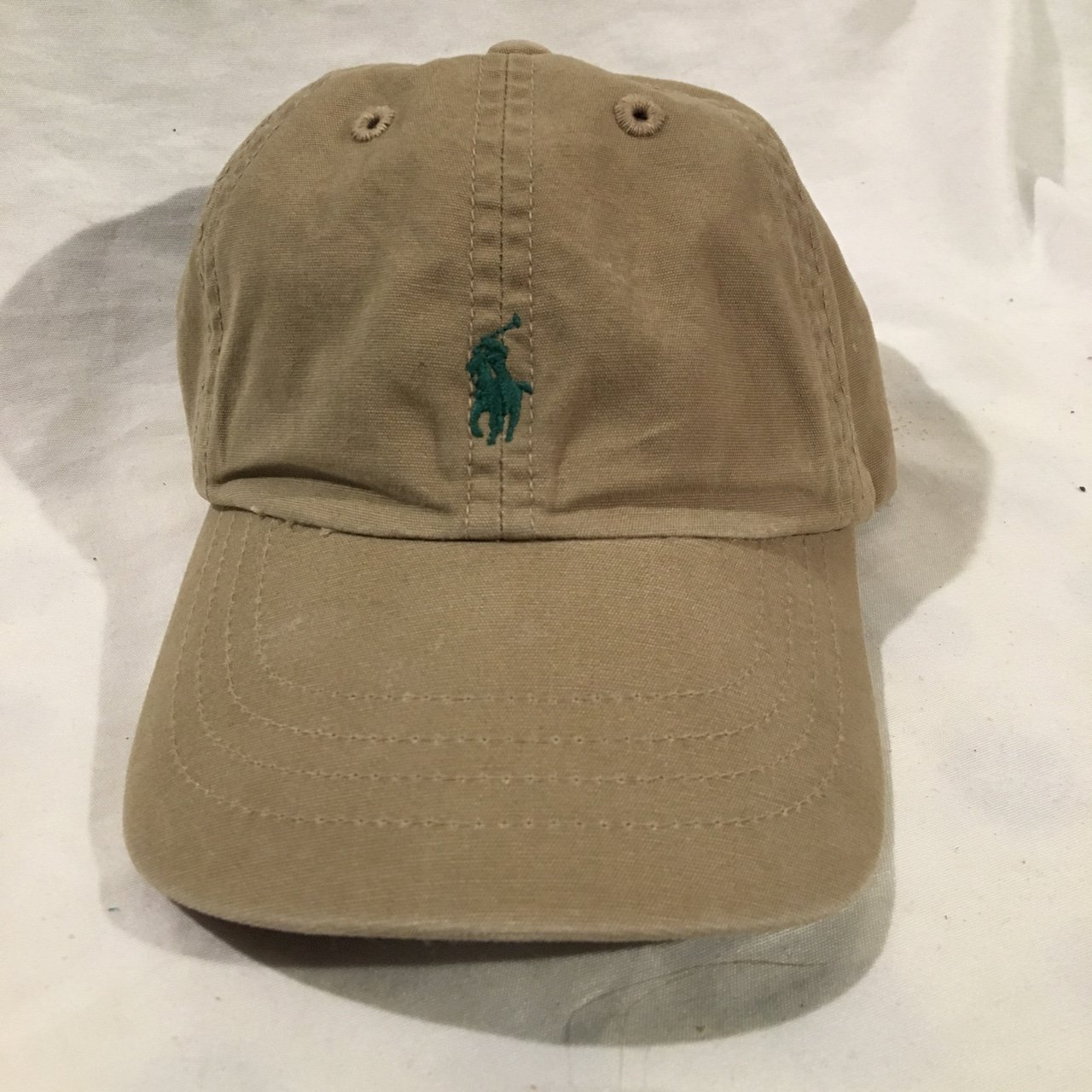 Vintage Kids Polo Ralph Lauren dad hat  882479a115ab