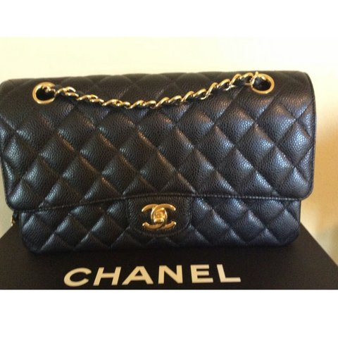 f5b6bf90fa6e8d @72concilo. 2 years ago. Rochester, New York, United States. Authentic chanel  classic maxi double flap lambskin leather bag.