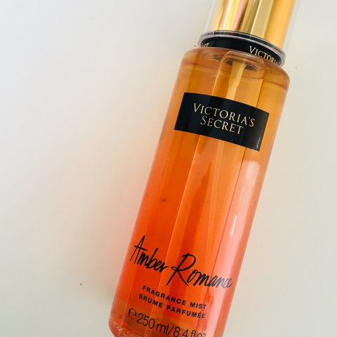 4f4606f1dc Victoria s Secret Amber Romance Fragrance Mist - never used