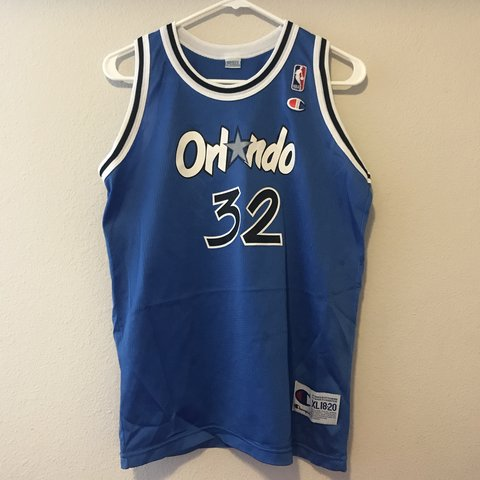 1787e4886f6 orlando magic shaq jerseys Vintage ...