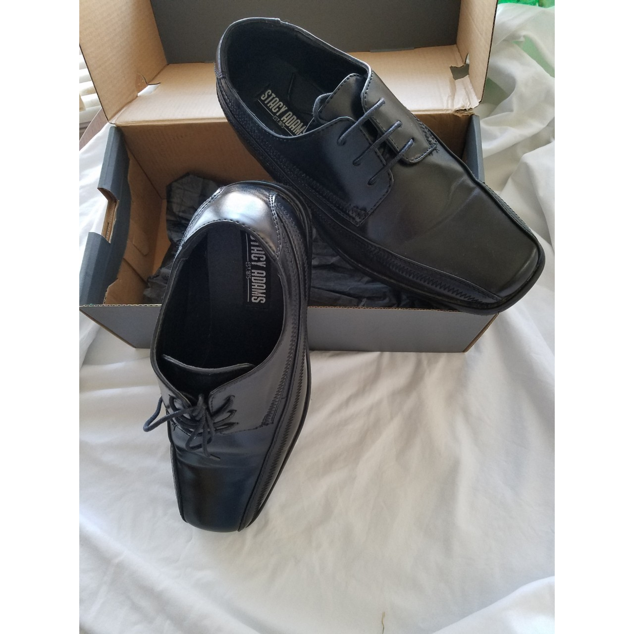stacy adams youth shoes