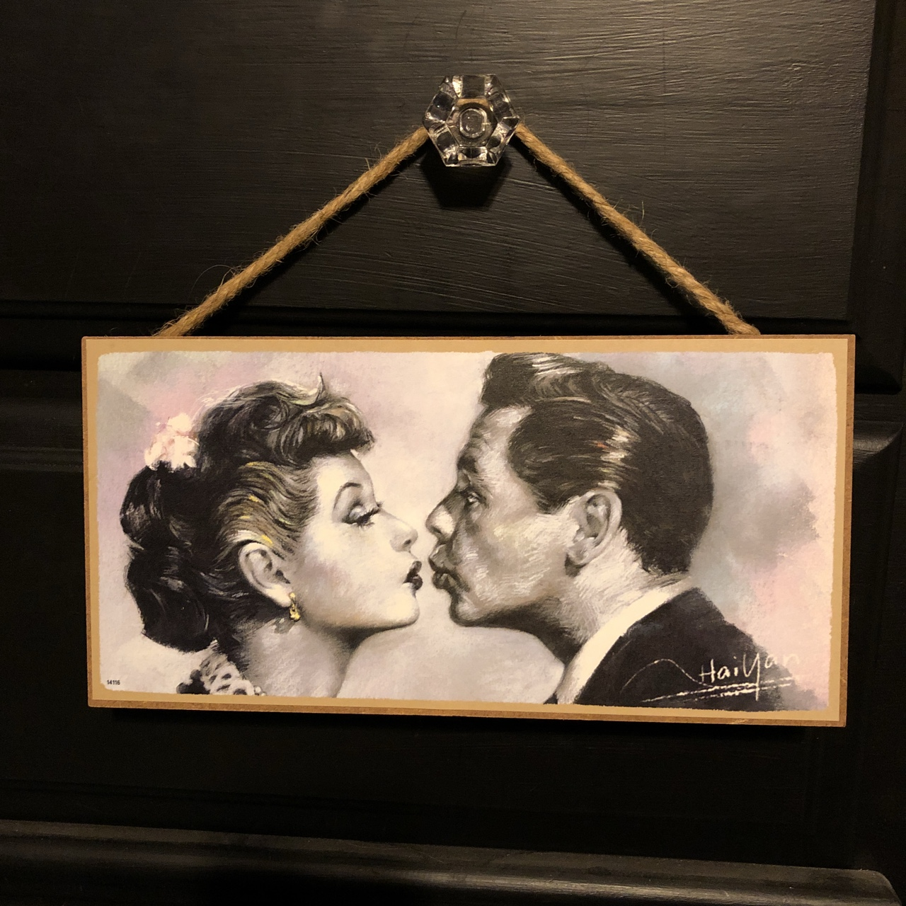 Image result for lucy and ricky painting