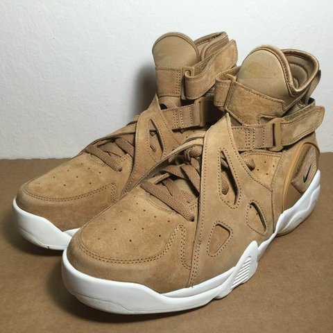 the best attitude 6c81e 8c093 Practically Brand new Nike Air Unlimited Suede Wheat Gum. 8