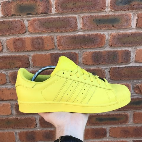 aaa3a239804ac 🔌Adidas Superstar Super-colour pack by Pharrell Williams