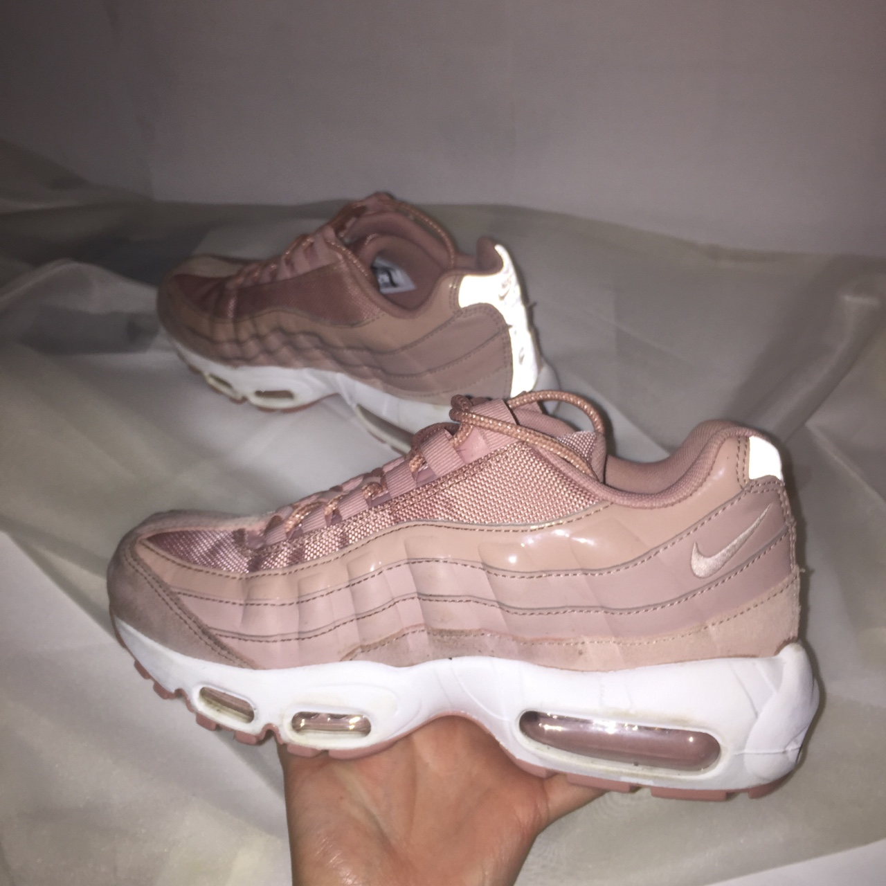 Nike Air Max 95's Pink Excellent
