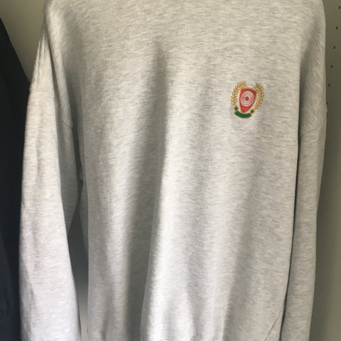 ca6a4c9f9 Yeezy Season 5 Calabasas crew neck jumper Only worn a of or - Depop