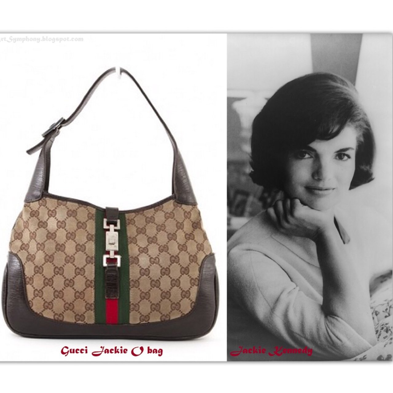 4f676fda577f @eatprayshoplove. 3 years ago. New York, NY, USA. Gucci Jackie O Mini  Shoulder Bag. Authentic Gucci tote.
