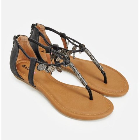 e429c180222 Justfab Sandals! Brand new! 2-4 days to ship! Free shipping! - Depop