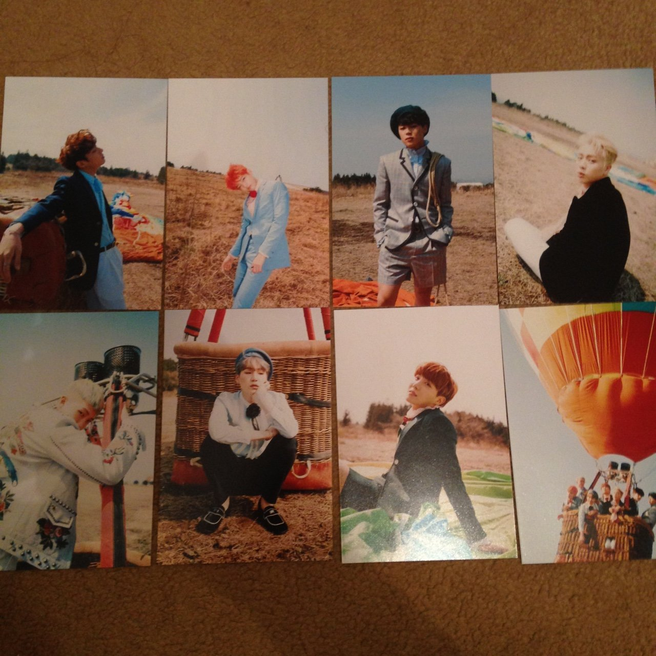 Sorry For Bad Lighting Unofficial Kpop Bts Member Prints They