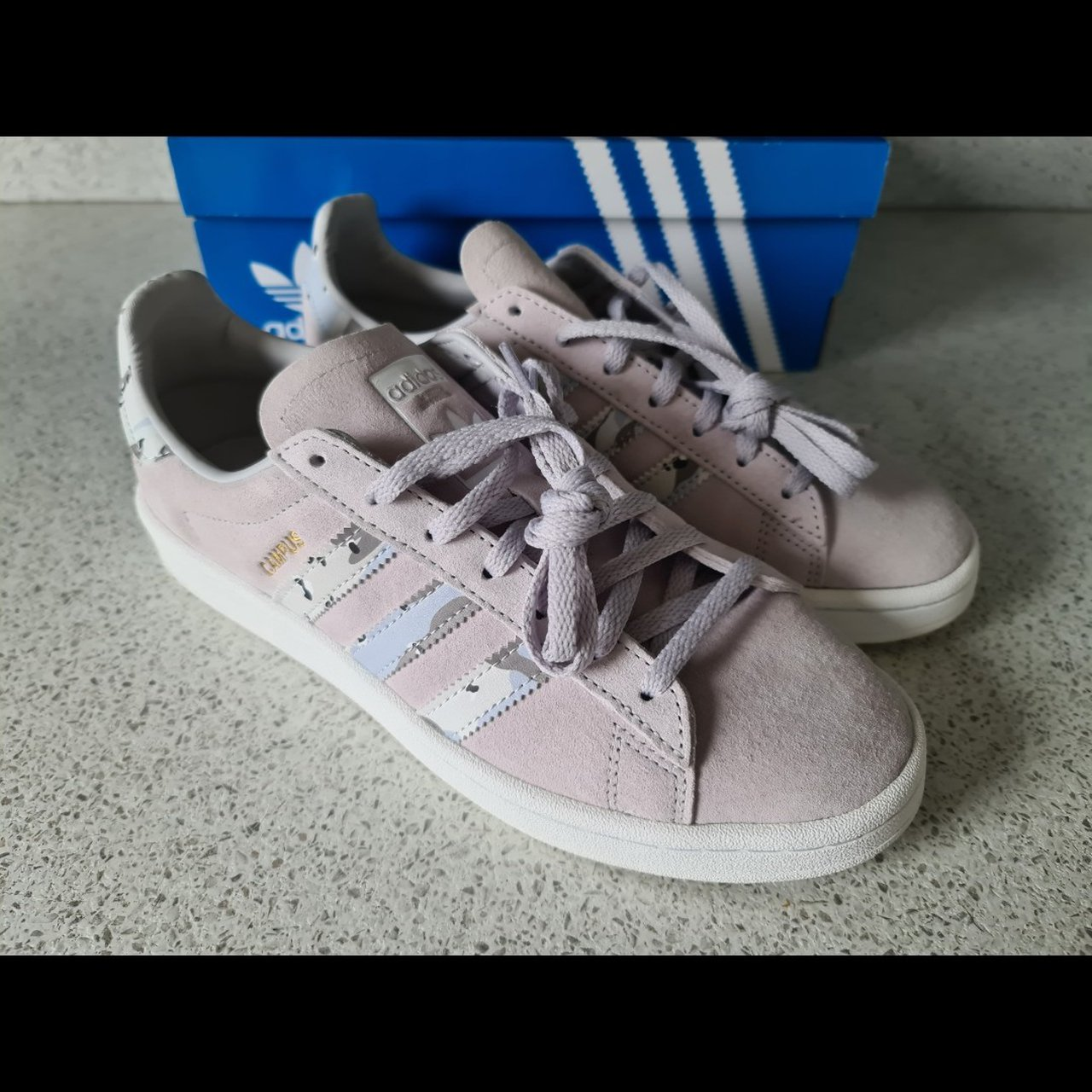 Adidas Campus Womens Trainers Size 6