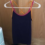 9b657013058fb Champion purple racerback workout tank top Size xs Perfect - Depop