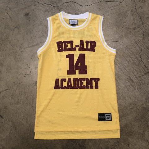 dff318ad6204 Fabolous  Will Smith Bel-Air Academy Jersey. Fresh Prince of - Depop