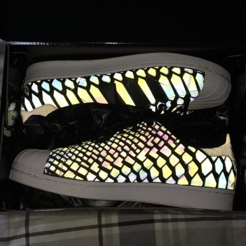 9ebeb5030 These are adidas superstars xeno 8 9 out of 10 condition and - Depop