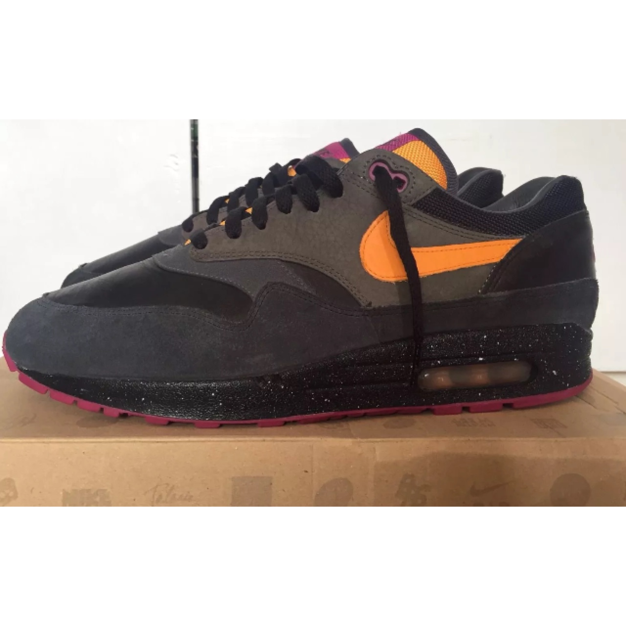Rare Nike Air Max 1 Terra Huarache Pack 2006 UK 10