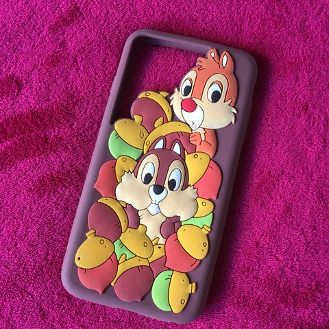 Disney Chip And Dale Phone Case For Iphone 7 Plus Depop