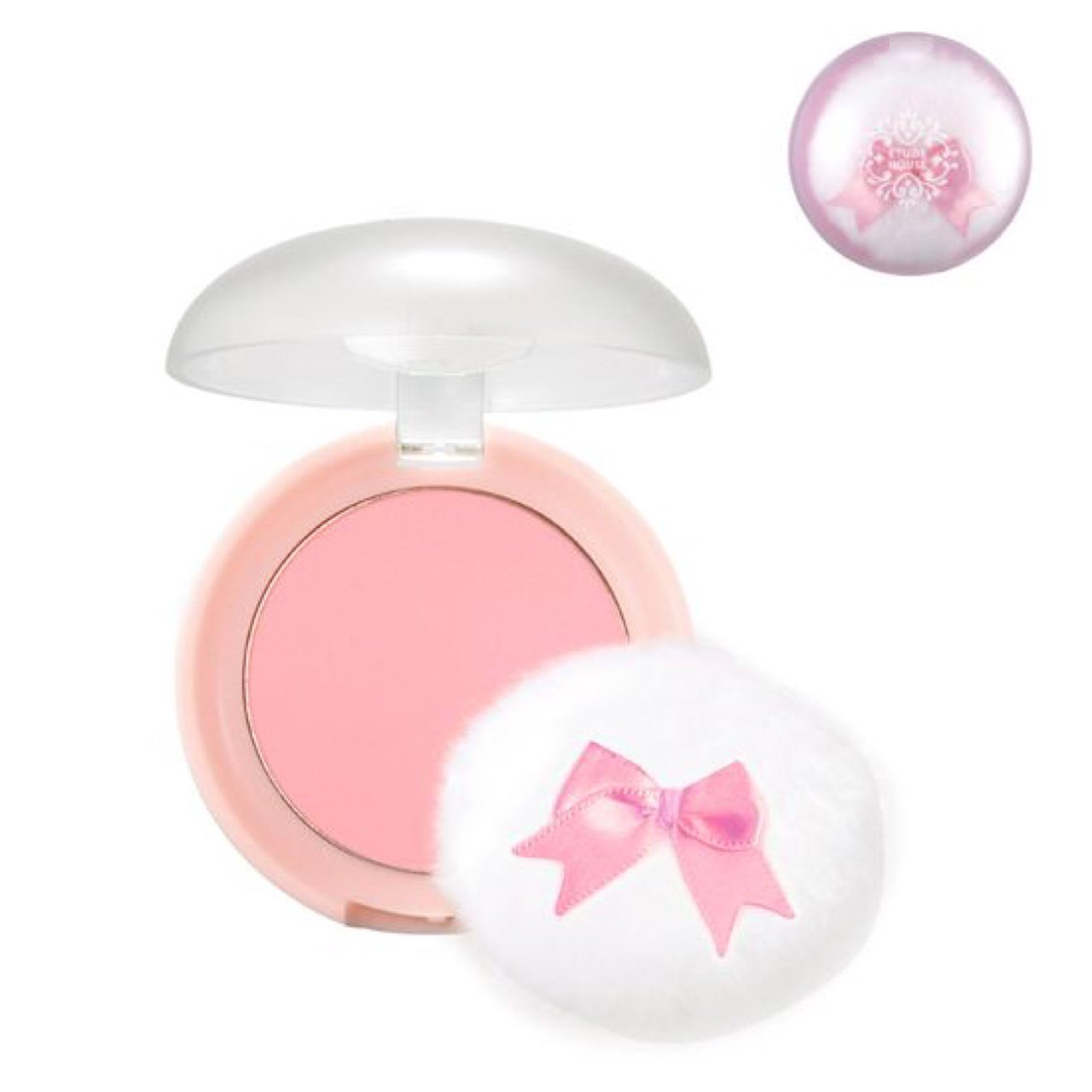 Etude House Lovely Cookie Blusher In 10 Peach Out The Once Depop