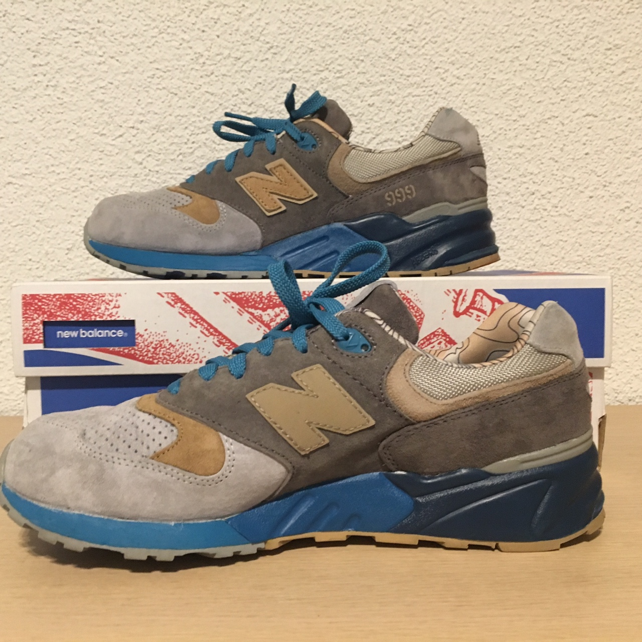 huge discount 929b0 d3899 New Balance Seal 999 x Concepts; US 10; Condition is ...