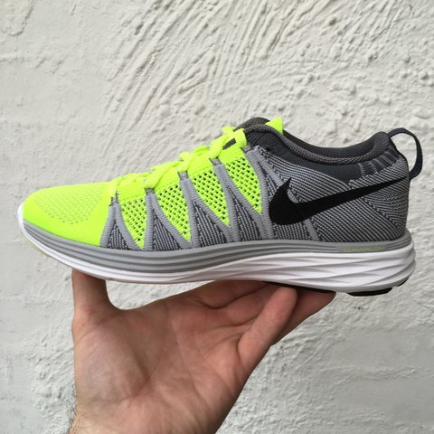 new arrival edb7a 6c458  nikeuk. 2 years ago. Wakefield, UK. Nike Flyknit lunar 2. UK 7