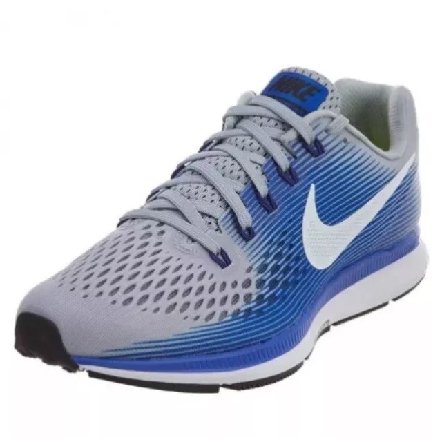 ever popular best deals on amazing selection Nike Air Zoom Pegasus 34 UK 7 EUR 41 Wolf Grey White ...