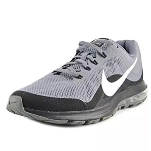 9cff54085debd Nike Air Max Dynasty 2 UK 8 EUR 42.5 Cool Grey   White-Black - Depop