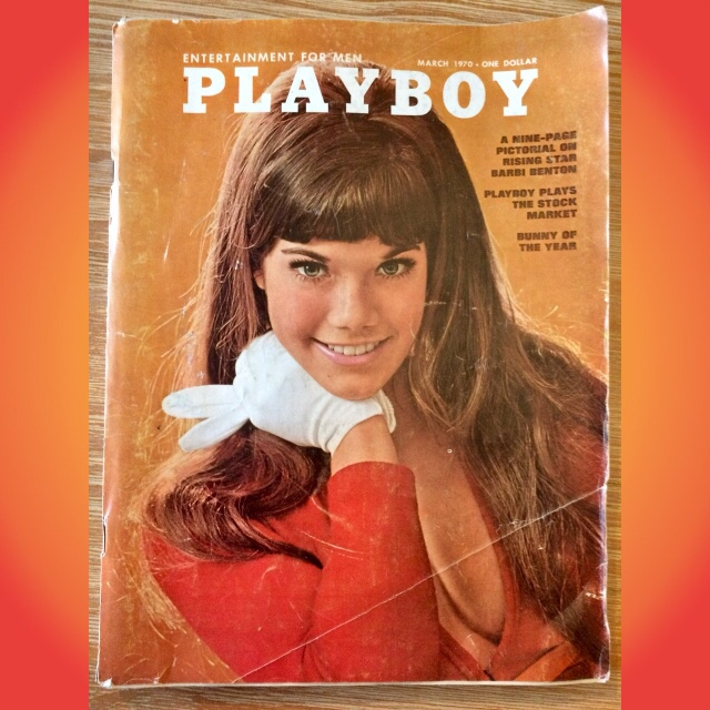 Playboy girl of the year