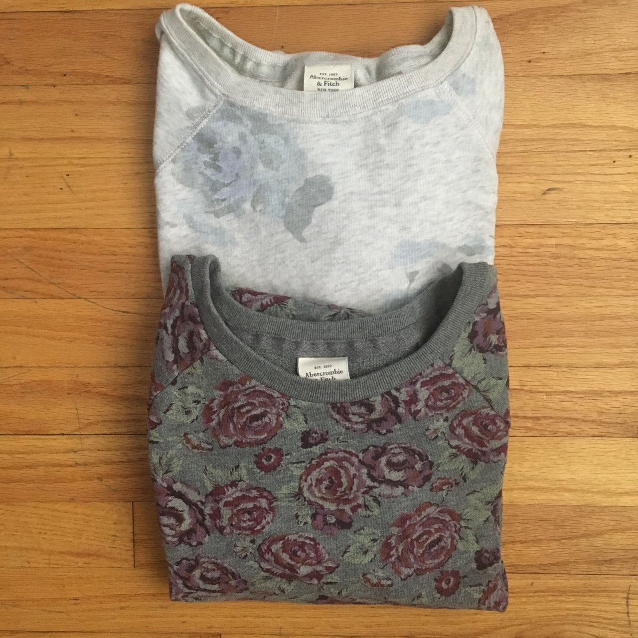 2d86166152 Abercrombie   Fitch lightweight sweaters. 2 for  15. size S. - Depop