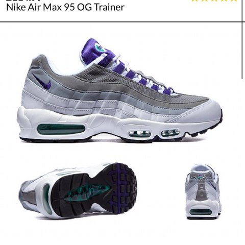 first rate low priced online here free shipping 0df8e f21d4 nike air max og worn like new condition ...