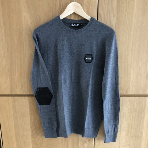 Trui Sweater.Balr Sweater Trui Jumper Condition 9 5 10 Depop