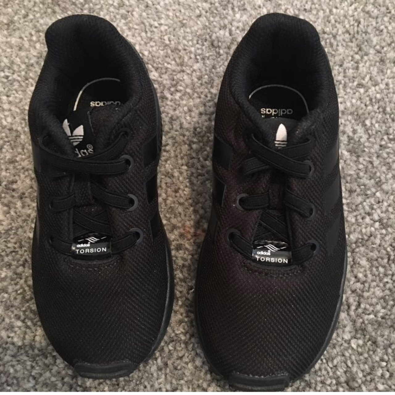 Infant size 7 adidas trainers, perfect