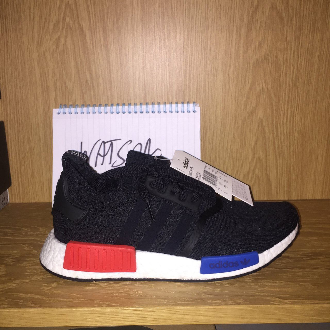 Adidas NMD OG UK7.5 US8 Brand 841715970