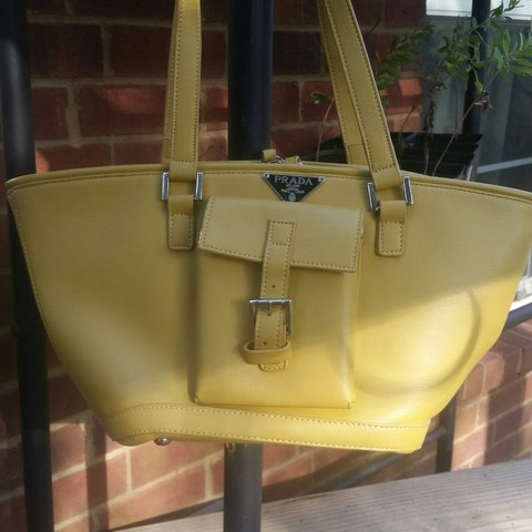 416100fc30579e @jysilve. 3 years ago. Canton, Mississippi, United States. Vintage #prada  purse in great condition.