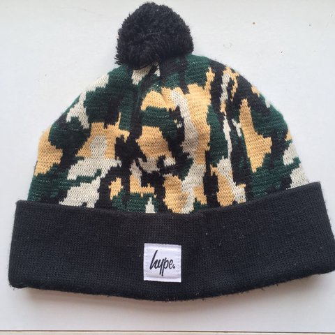 684ef2cdc70 Hype beanie hat. £8 including P P  hype  hypehat  hypebeanie - Depop