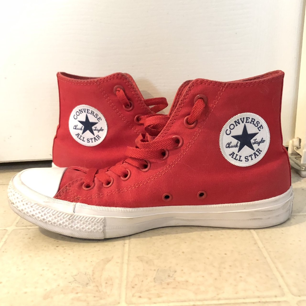 9b8034989d2  hockeydoctor13. 3 months ago. United States. Red and white Converse