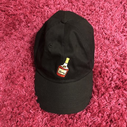 d149f45807 ✨2 for  25✨ Hennessy Dad Hat 🥃✨ 🎉 2 for  25 any two  15 - Depop