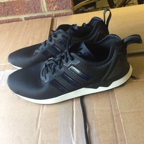 65afdaed2d059 Adidas ZX flux trainers. Size  10 great condition not damage - Depop