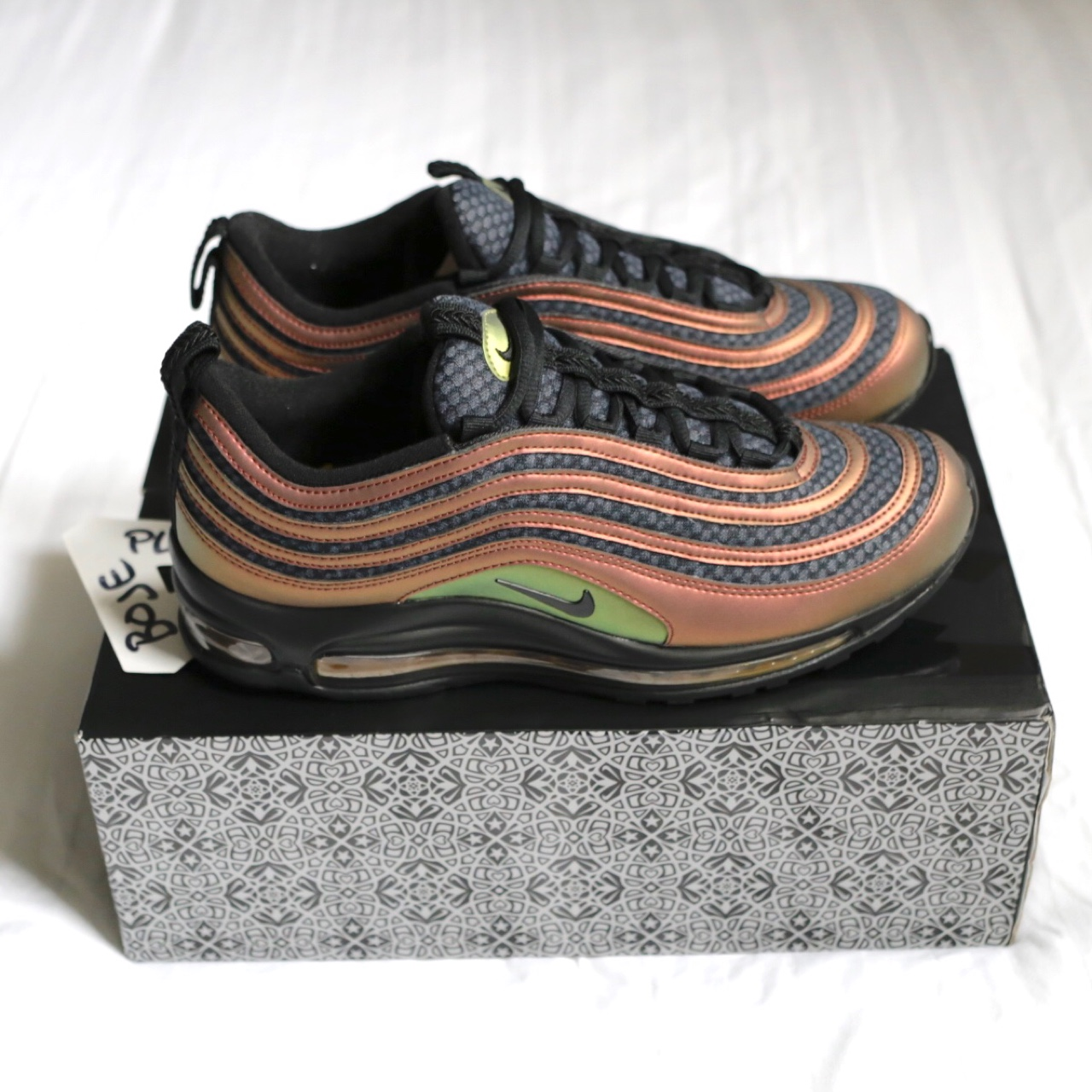 Nike Air Max 97 Skepta. London x Marrakesh. Size EU