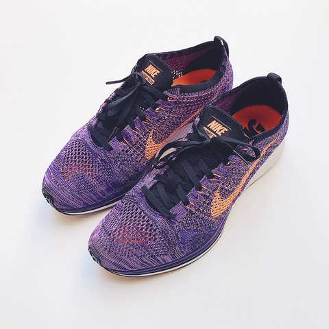 timeless design 5a6a5 22cf6 Nike Flyknit Racer. Colorway  ATOMIC- 0