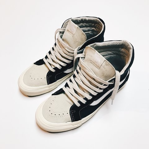 vans skate hi fear of god