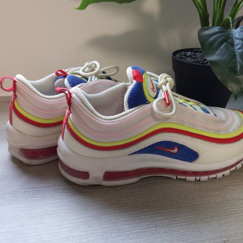 a8889a18c9 @milliejanexo. 3 months ago. Southampton, GB. BARELY WORN NIKE AIR MAX 97'S  ...