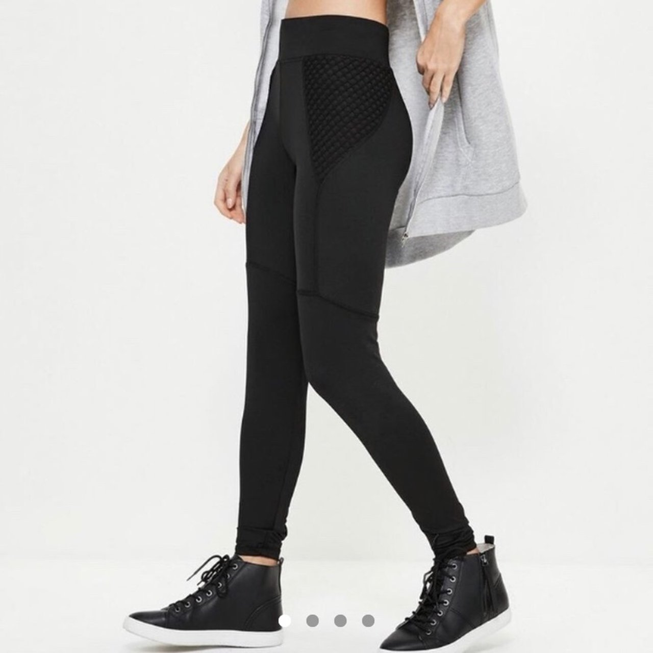 68d2968529d0a5 @natiblanc. 27 days ago. Jersey City, United States. active black fishnet  side sports leggings from missguided ...
