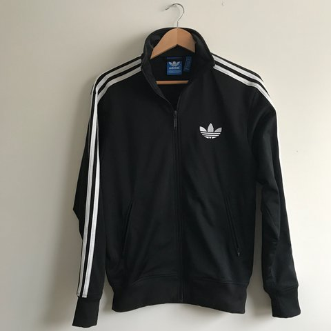 6e08c61fd8f765 Adidas Track Jacket 👕 -perfect condition Hardly wear it - Depop
