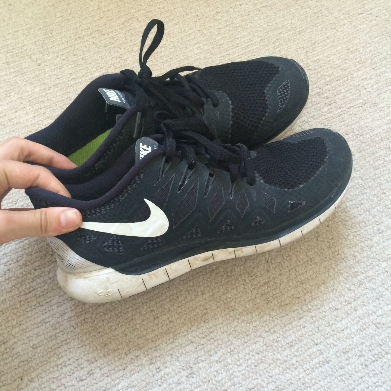11afecf48e2c Nike free run 5.0 trainers