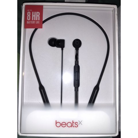 0bd895d5c5f @april1996. 2 years ago. Ayr, United Kingdom. Beats by Dr. Dre BeatsX In-Ear  Only Wireless Headphones - Black 🎶