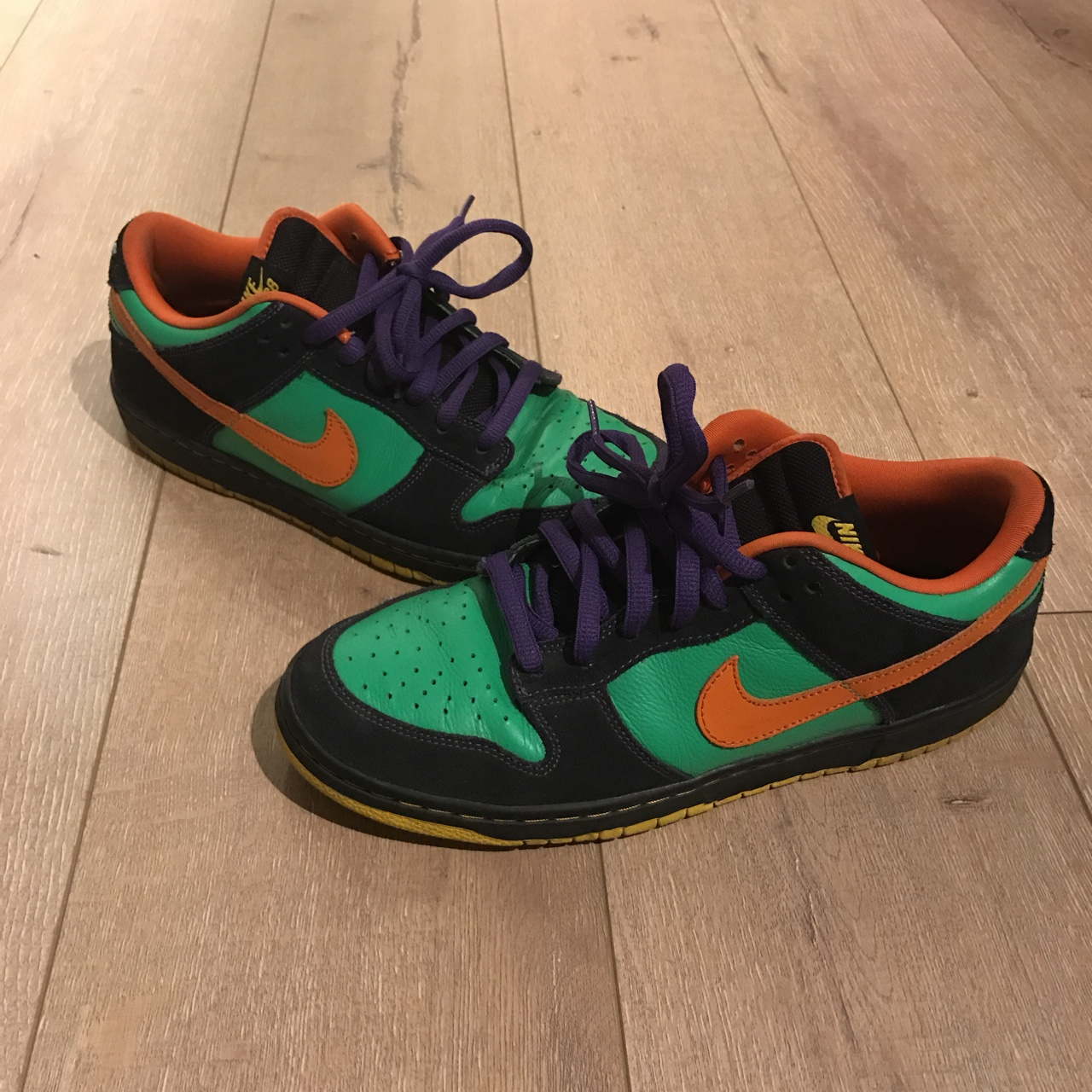 check out 71d64 ad2e6 NIKE SB DUNK LOW 09' HALLOWEEN EDITION. GOOD ...